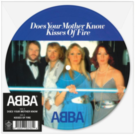 "Abba - Does Your Mother Know  | 7"" single -Picture disc-"
