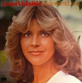 Lena Valaitis - Da kommt Lena  | 2e hands vinyl LP