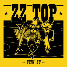 ZZ Top - Goin' 50 |  CD