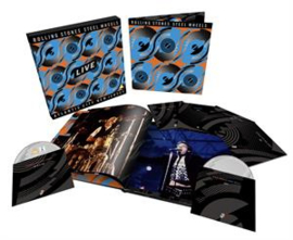 Rolling Stones - Steel Wheels Live | 3CD+2DVD+BLURAY Boxset
