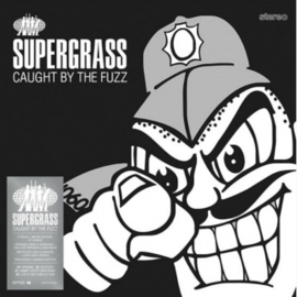 Supergrass - Caught By The Fuzz | 12' Single