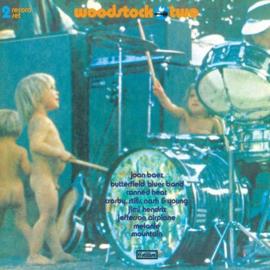 Various - Woodstock Two (II) 50th anniversary | LP -Coloured vinyl-