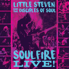 Little Steven and the disciples of soul - Soulfire live! | 3CD