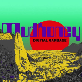 Mudhoney - Digital garbage | LP -coloured vinyl-