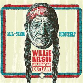 Willie Nelson / Various - Willie Nelson American Outlaw - Live | 2CD + DVD