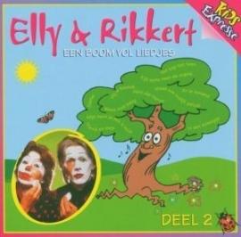 Elly & Rikkert - Een boom vol liedjes deel 2 | CD