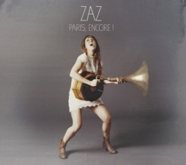 Zaz - Paris, encore | CD + DVD