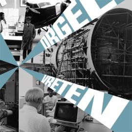 Orgel vreten - Man & zijn machine | LP -coloured-