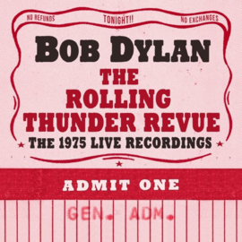 The Rolling Thunder Revue: The 1975 Live Recordings - Bob Dylan   CD
