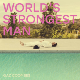Gaz Coombes - World's strongest man   LP -Pink vinyl-