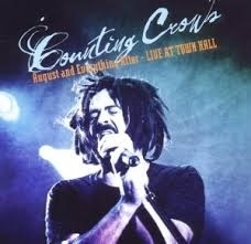 Counting Crows - August and everything after - Live from Town Hall | CD