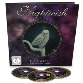 Nightwish - Decades: Live in Buenos Aires | 2CD + BluRay