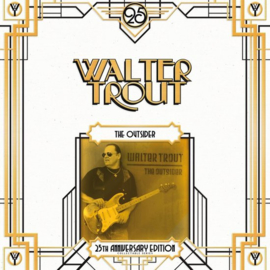 Walter Trout - Outsider | 2LP 25th anniversary edition-
