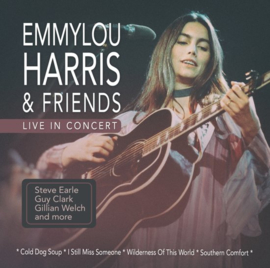 Emmylou Harris - Live In Concert |  CD