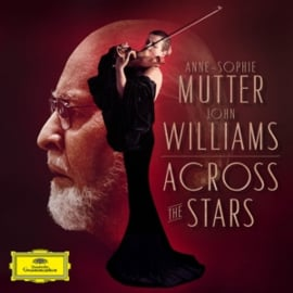 Anne-Sophie Mutter - Across the Stars | CD  -Digi-
