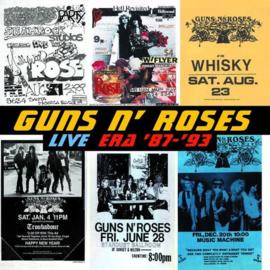 Guns n' roses - Live era '87-'93   2CD