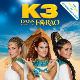 K3 - Dans Van De Farao  | CD + DVD