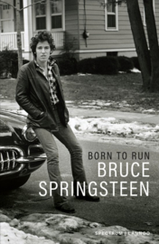 Bruce Springsteen - Born to run | BOEK -ENGELSTALIG HARDCOVER-