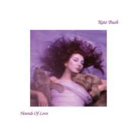 Kate Bush - Hounds of love | CD -remastered-