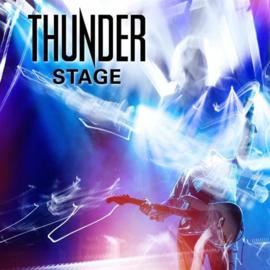 Thunder - Stage | 2CD + Blu-Ray
