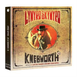 Lynyrd Skynyrd - Live At Knebworth '76 | CD +  BLU-RAY