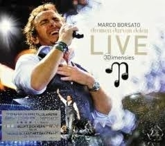 Marco Borsato - 3Dimensies live | 2CD+DVD