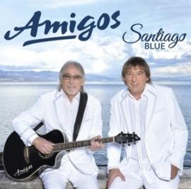 Amigos - Santiago blue | CD