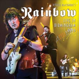 Ritchie Blackmore's Rainbow - Live in Birmingham 2016 | CD