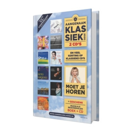 Various - Aangenaam Klassiek 2020   2CD + Boek