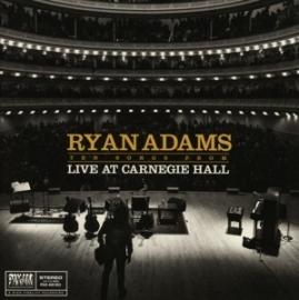Ryan Adams - Ten songs from live at Carnegie Hall | CD