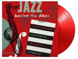 V/A - Jazz Behind The dykes   LP -Coloured vinyl-