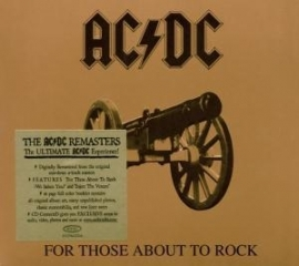 AC/DC - For those about to rock - | CD