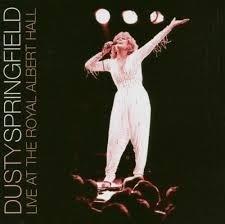 Dusty Springfield - Live at the Royal Albert Hall   CD