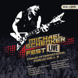 Michael Schenker Fest - Live Tokyo | 2CD + DVD