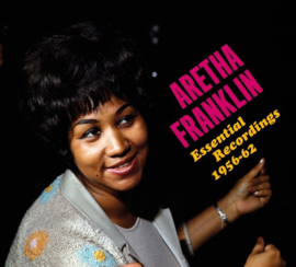 Aretha Franklin - Essential recordings 1956-62 | 3CD