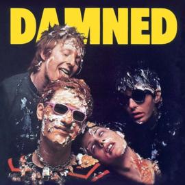 Damned - Damned damned damned   CD -reissue-