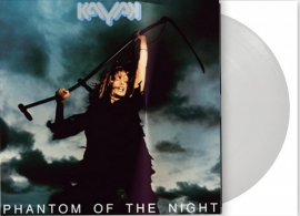 Kayak - Phantom of the night - WIT VINYL -Dutch Vinyl Masters - Limited edition LP