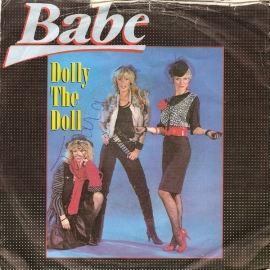 "Babe - Dolly the doll   - 2e hands 7"" vinyl single-"