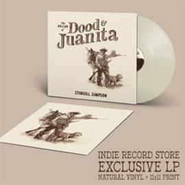 Sturgill Simpson - Ballad Of Dood & Juanita | LP Coloured vinyl  Includes print