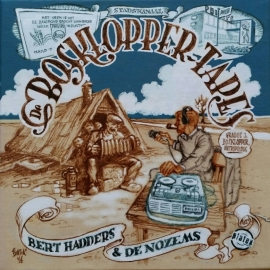 Bert Hadders & de Nozems - De Bosklopper tapes | CD