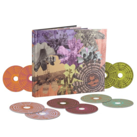 Woodstock - Back to the Garden 50th anniversary experience    10CD