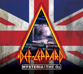 Def Leppard - Hysteria At the O2 | 2CD + DVD