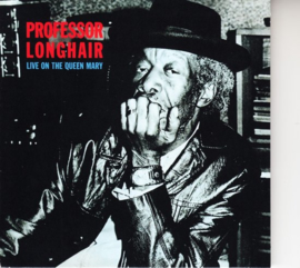 Professor Longhair - Live on the Queen Mary | CD