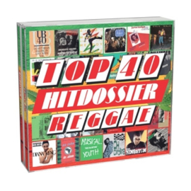 Various - Top 40 Hitdossier - Reggae   3CD