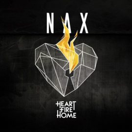 Nax - Heart fire home | CD