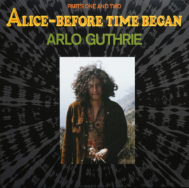 "Arlo Guthrie - Alice-Before Time Began| 12"" vinyl single -coloured vinyl-"