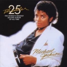 Michael Jackson - Thriller  | CD -25th anniversary-