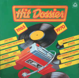 Various - Hit dossier 1965-1970   | 2e hands vinyl LP