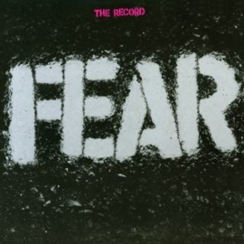 Fear - The Record -Coloured-   2LP