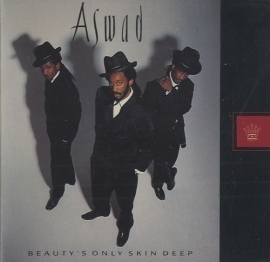 "Aswad - Beauty`s only skin deep   - 2e hands 7"" vinyl single-"